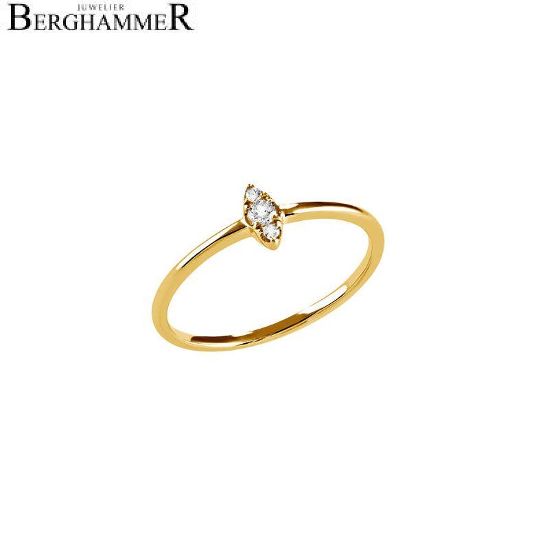 Bellissima Ring 18kt Gelbgold 21300107