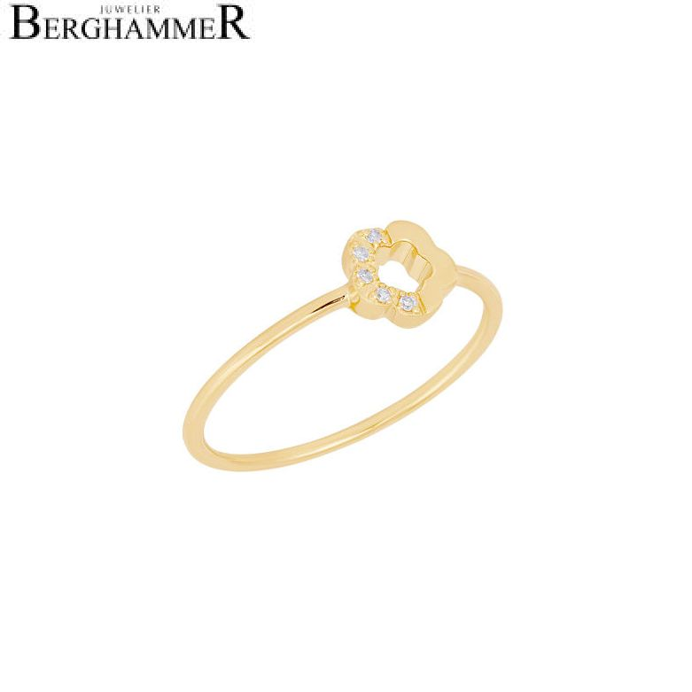 Fiore Ring 14kt Gelbgold 21300161