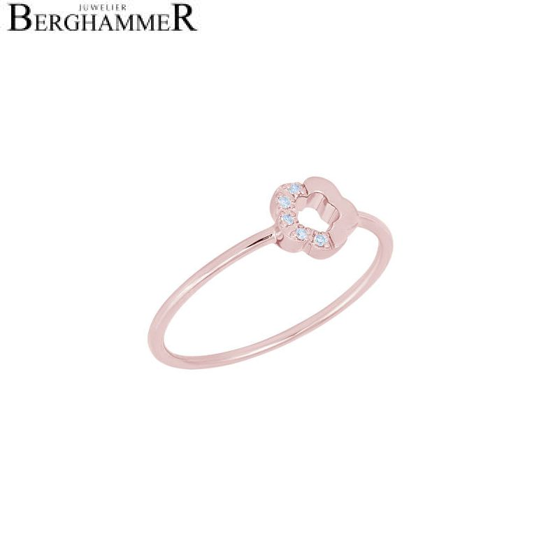 Fiore Ring 14kt Roségold 21300162