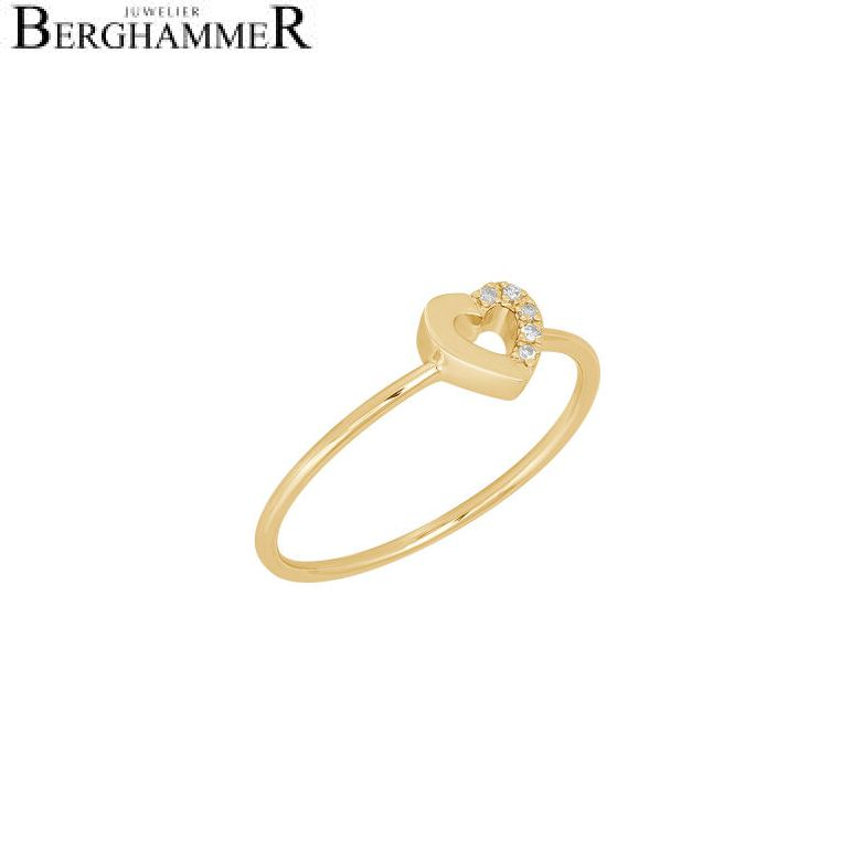 Fiore Ring 14kt Gelbgold 21300164