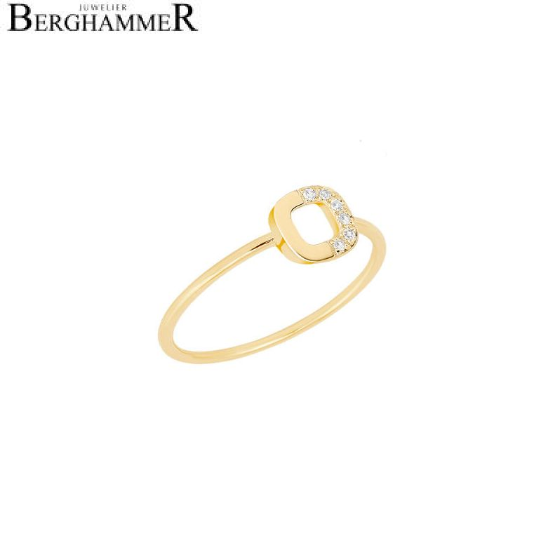 Fiore Ring 14kt Gelbgold 21300167