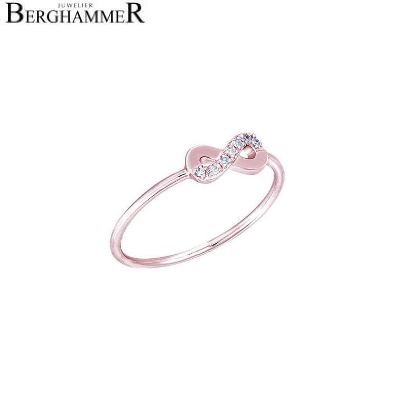 Fiore Ring 14kt Roségold 21300171