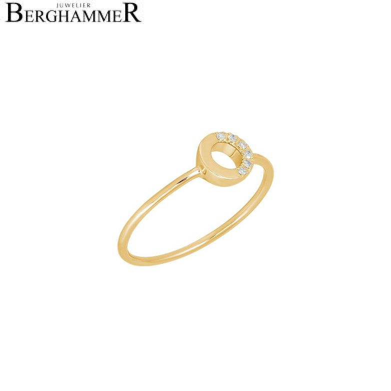 Fiore Ring 14kt Gelbgold 21300173