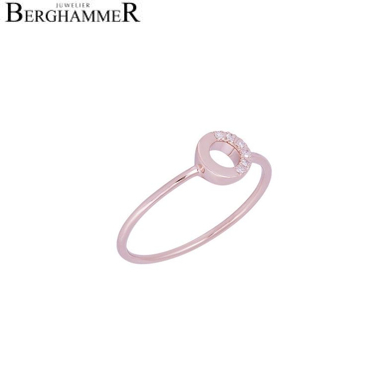 Fiore Ring 14kt Roségold 21300174
