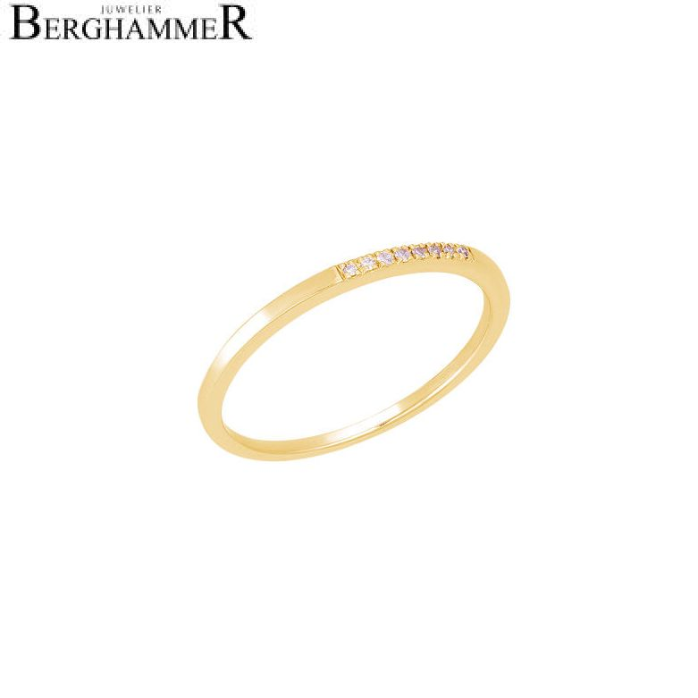 Fiore Ring 14kt Gelbgold 21300176