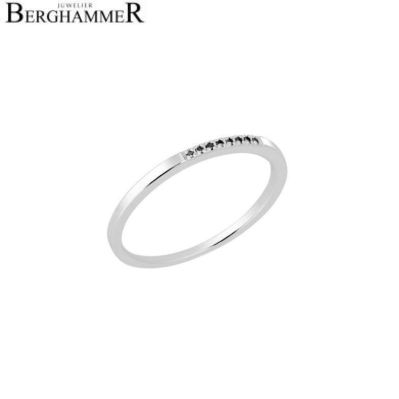 Fiore Ring 14kt Weißgold 21300178
