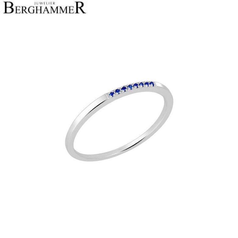 Fiore Ring 14kt Weißgold 21300181