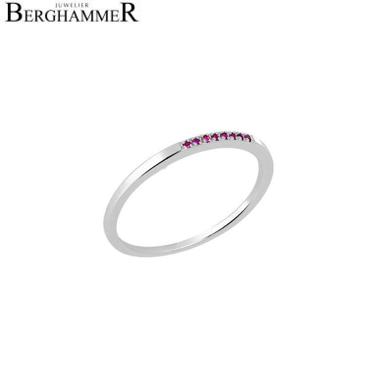Fiore Ring 14kt Weißgold 21300184
