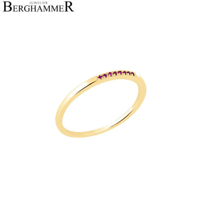 Fiore Ring 14kt Gelbgold 21300185
