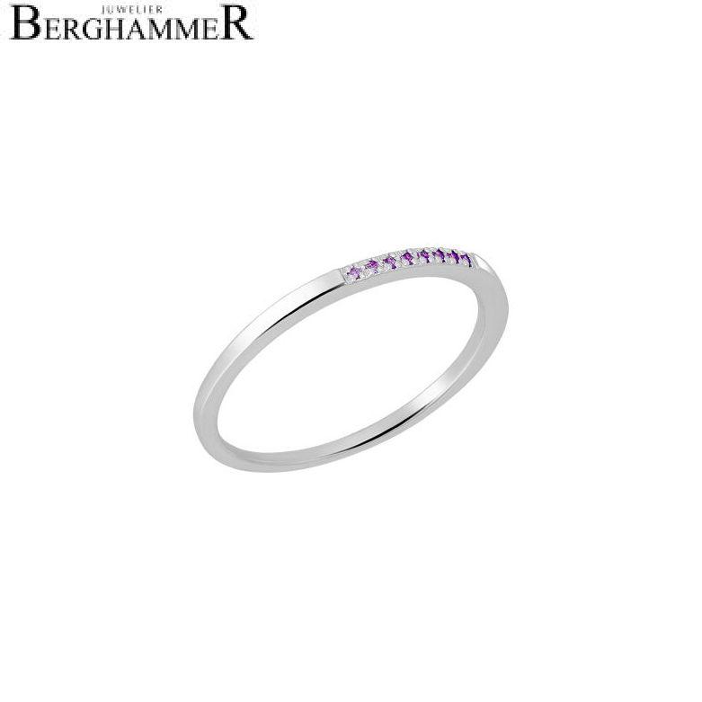 Fiore Ring 14kt Weißgold 21300187