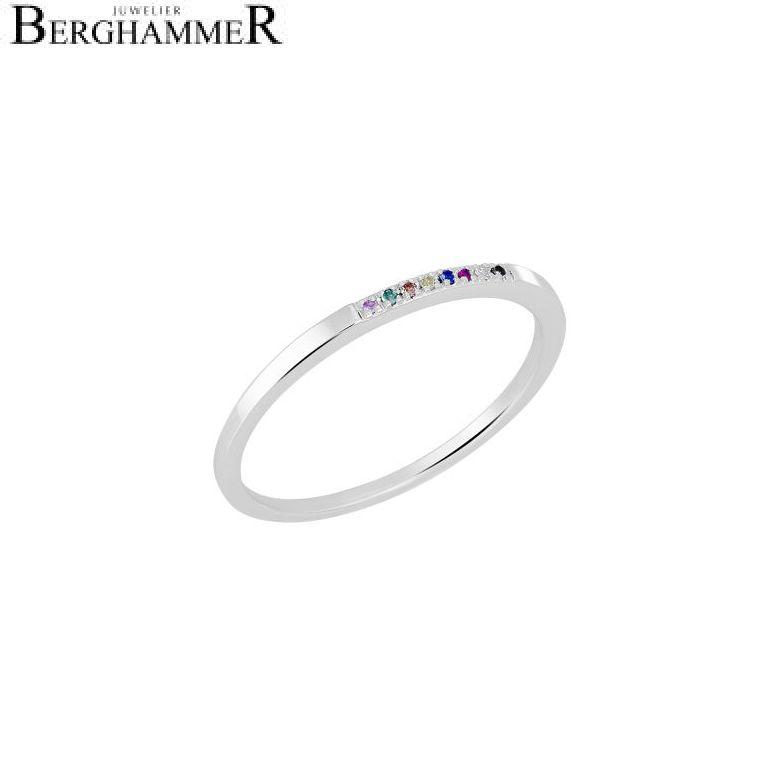 Fiore Ring 14kt Weißgold 21300190