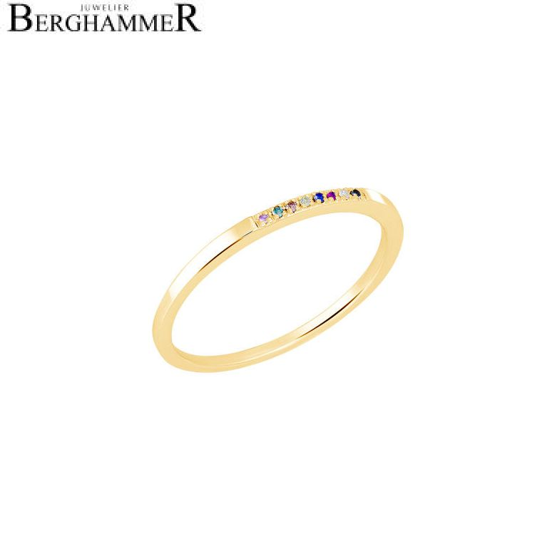 Fiore Ring 14kt Gelbgold 21300191