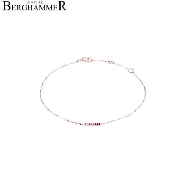 Fiore Armband 14kt Roségold 21300198