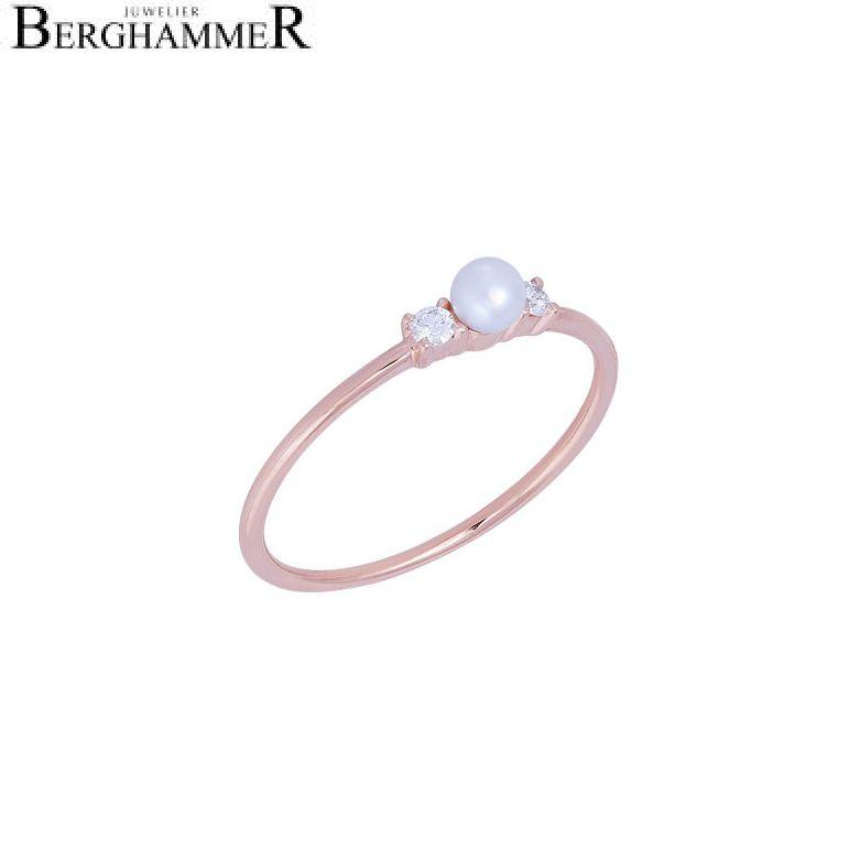 Bellissima Ring 18kt Roségold 21300213