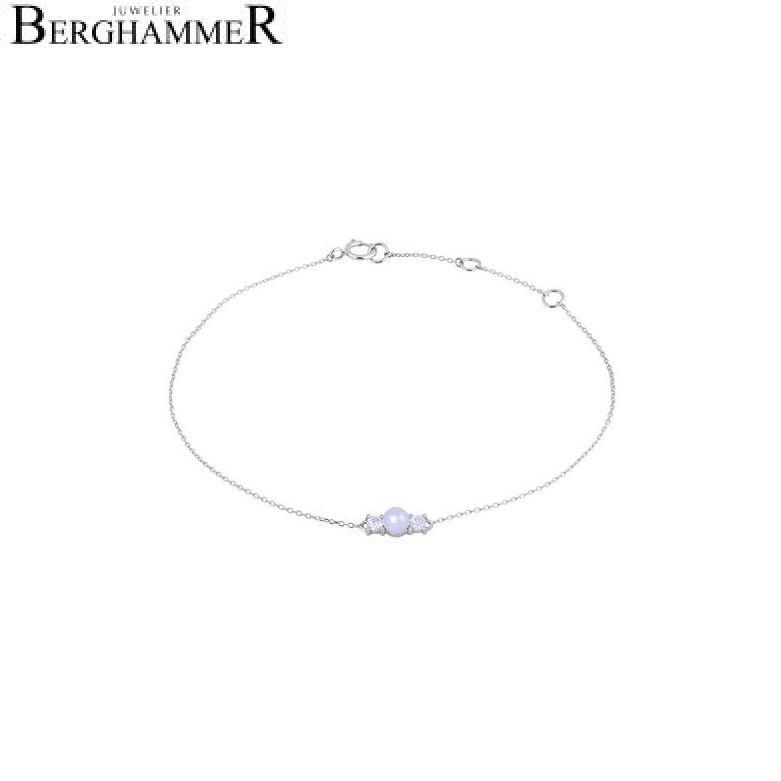 Bellissima Armband 18kt Weißgold 21300214