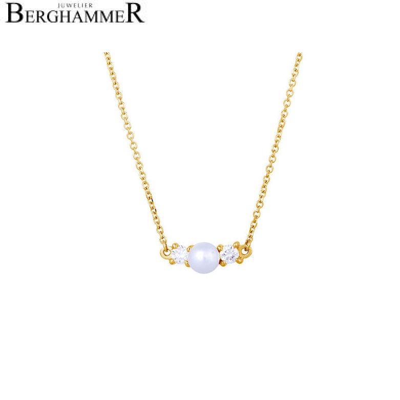 Bellissima Halskette 18kt Gelbgold 21300218