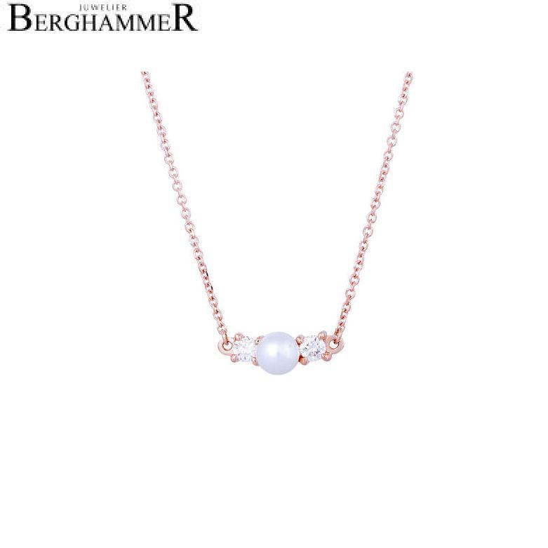 Bellissima Halskette 18kt Roségold 21300219