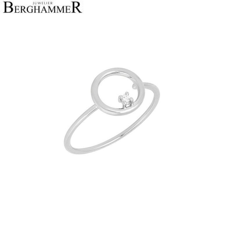 Bellissima Ring 18kt Weißgold 21300223