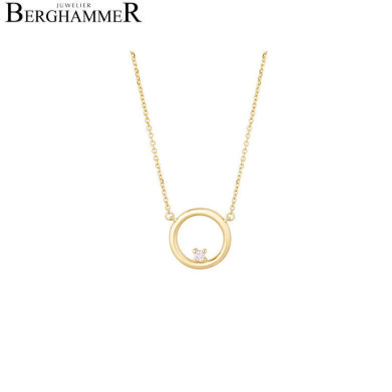 Bellissima Halskette 18kt Gelbgold 21300230