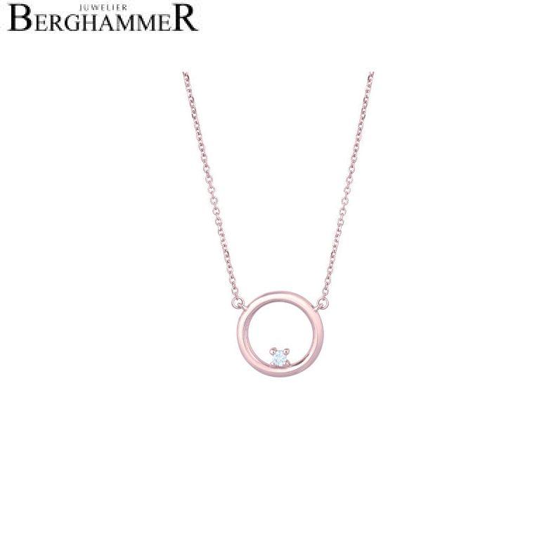 Bellissima Halskette 18kt Roségold 21300231
