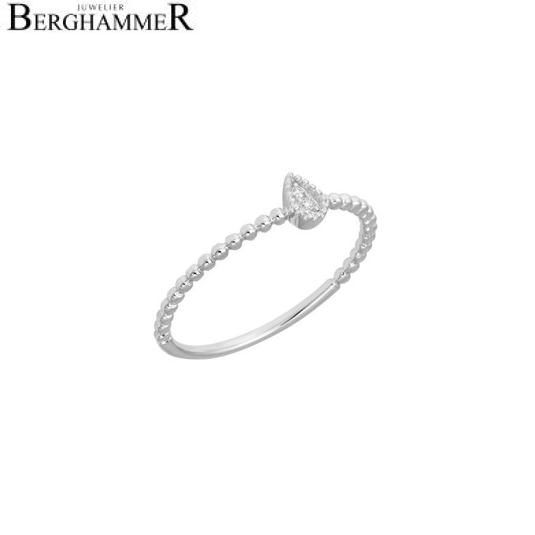 Bellissima Ring 18kt Weißgold 21300235