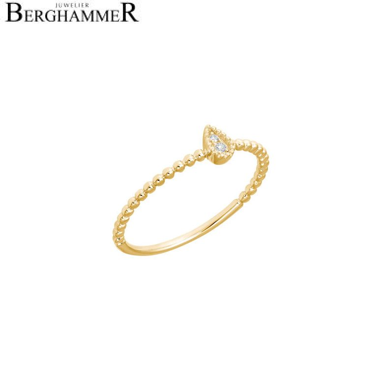 Bellissima Ring 18kt Gelbgold 21300236