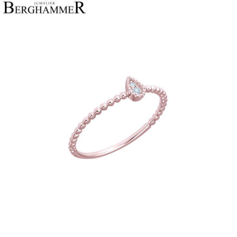 Bellissima Ring 18kt Roségold 21300237