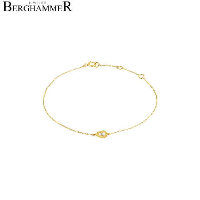 Bellissima Armband 18kt Gelbgold 21300239