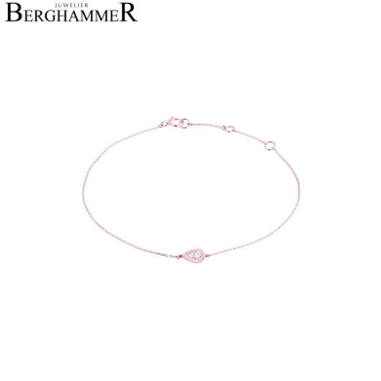 Bellissima Armband 18kt Roségold 21300240