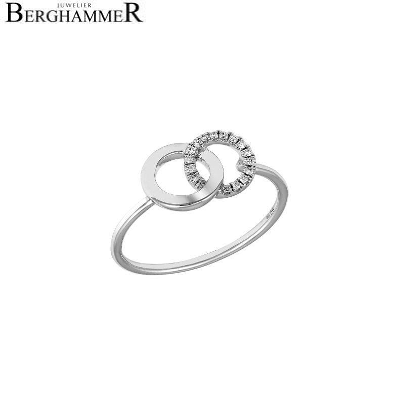 Bellissima Ring 18kt Weißgold 21300259