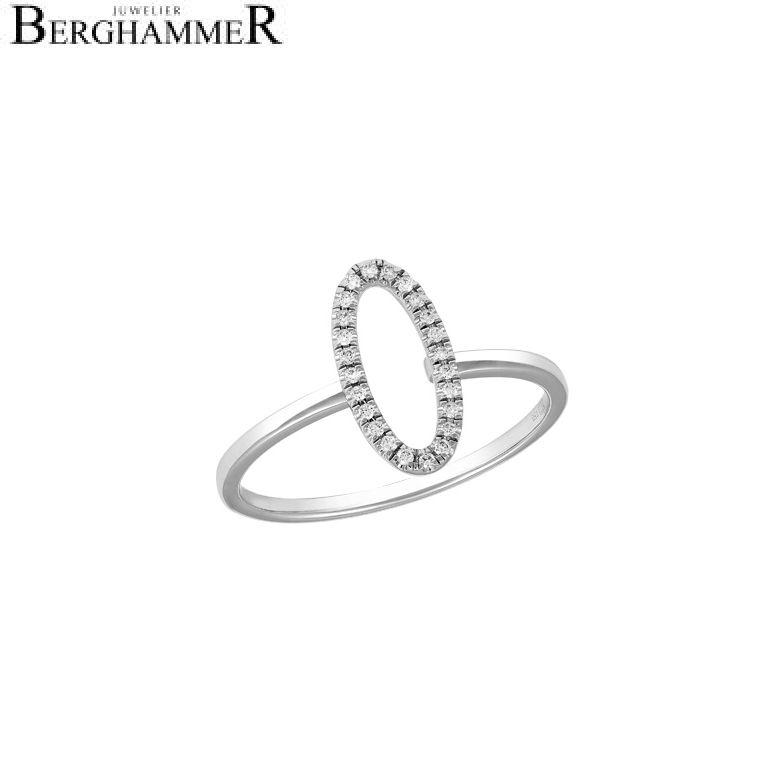 Bellissima Ring 18kt Weißgold 21300264