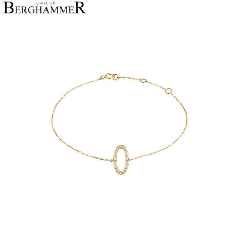 Bellissima Armband 18kt Gelbgold 21300268