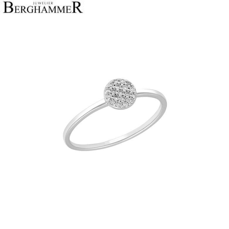 Bellissima Ring 18kt Weißgold 21300273