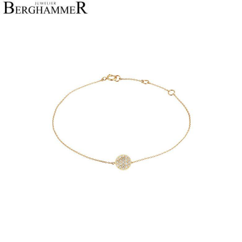 Bellissima Armband 18kt Gelbgold 21300277