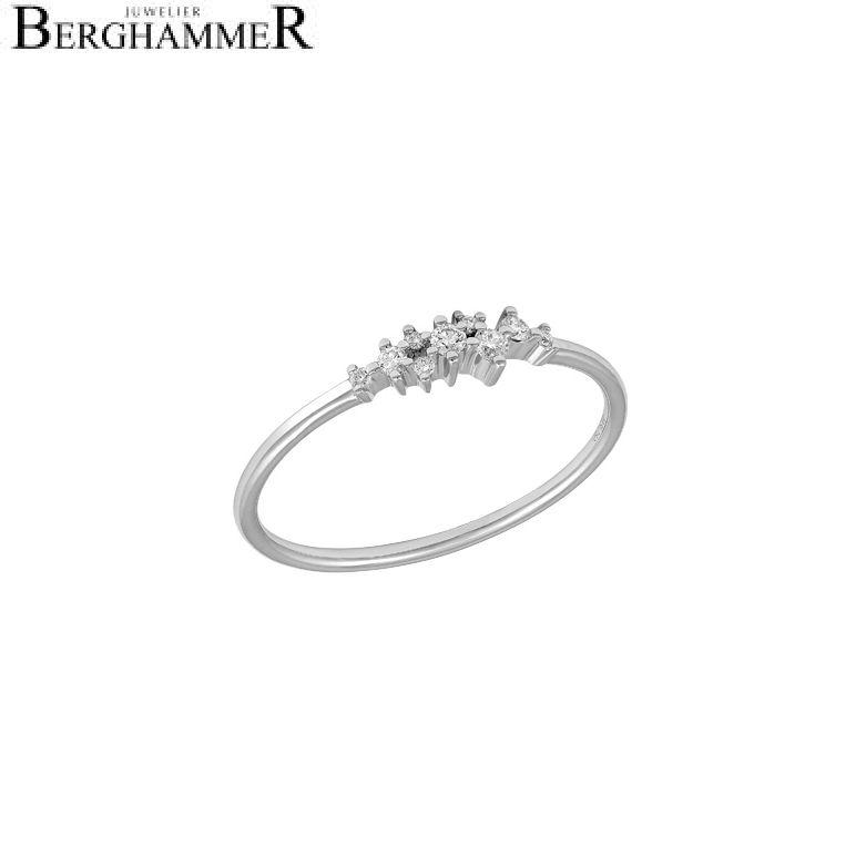 Bellissima Ring 18kt Weißgold 21300285