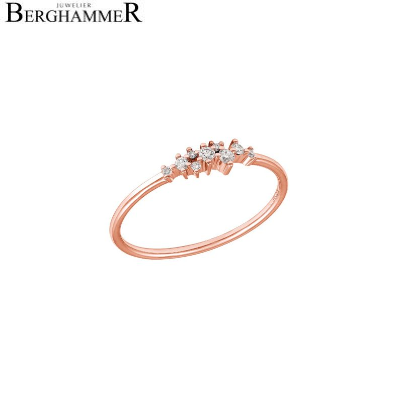 Bellissima Ring 18kt Roségold 21300287