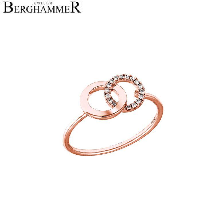 Bellissima Ring 18kt Roségold 21300298