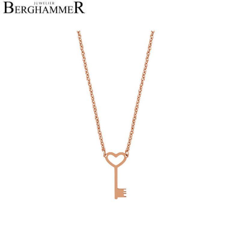 LaViida Halskette Schlüssel NSI303RG
