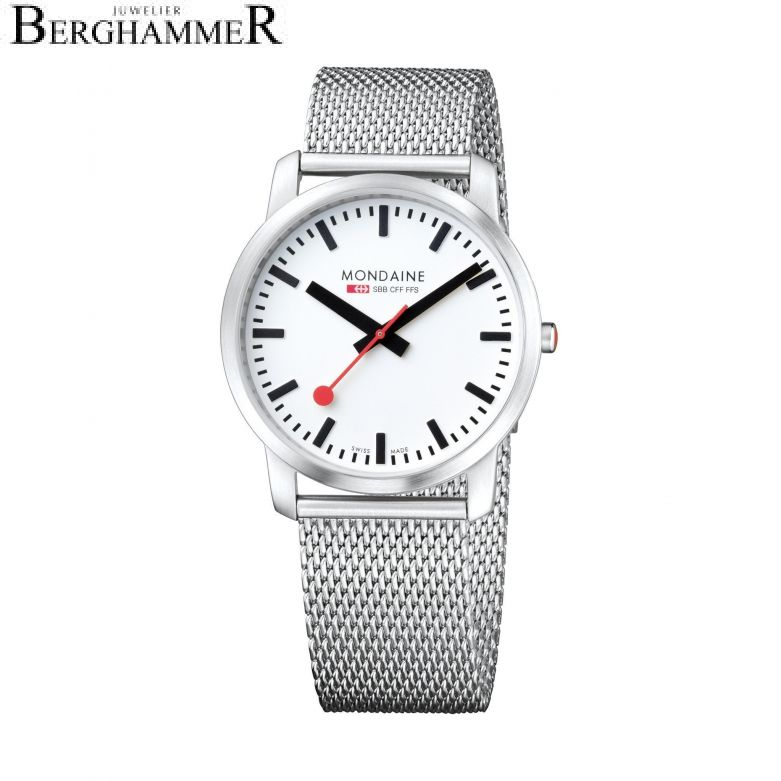 Mondaine Official Swiss Railways Simply Elegant A638.30350.16SBM