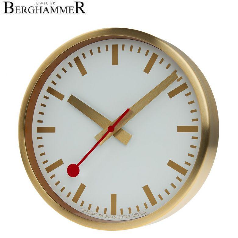 Mondaine Official Swiss Railways Clocks A990.CLOCK.17SBG