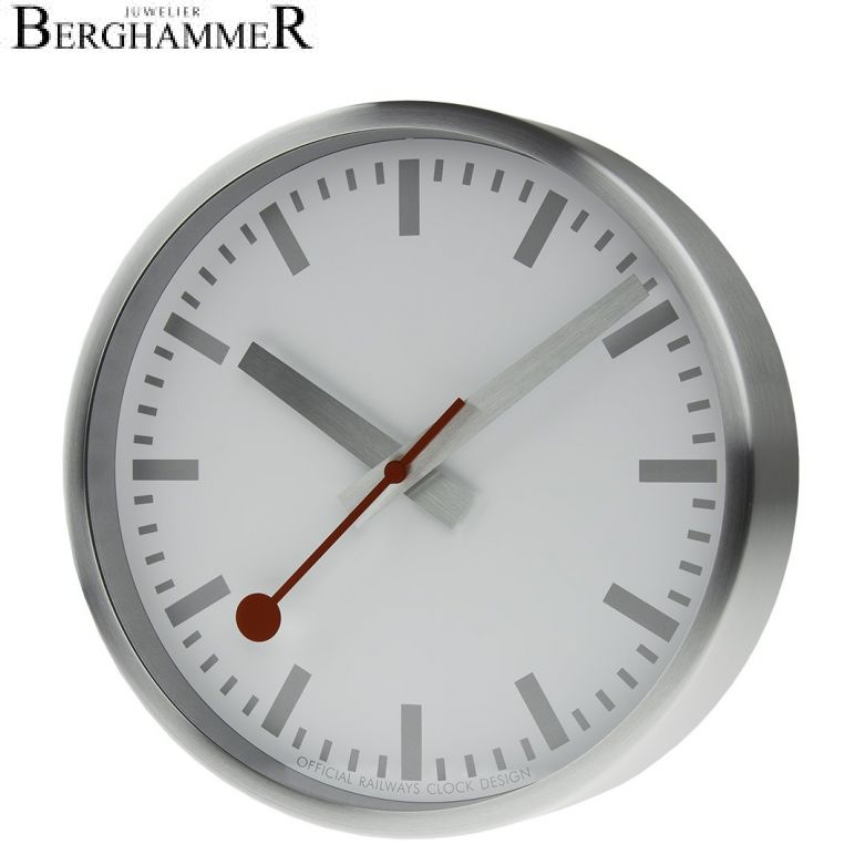 Mondaine Official Swiss Railways Clocks A990.CLOCK.17SBV