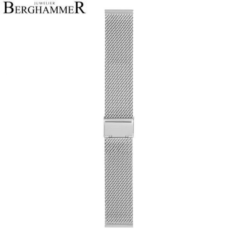 Mondaine Edelstahl Armband, 22mm, FMM.8922.STEM.1.K