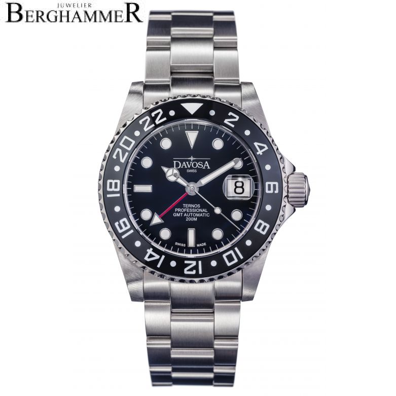 Davosa Diving Ternos Professional GMT 42mm Automatic 161.571.50