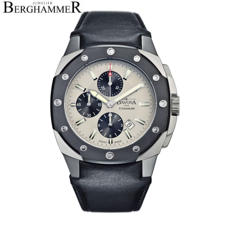 Davosa Performance Titanium 48mm Automatic 161.505.15