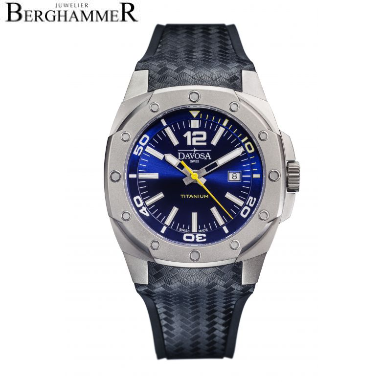 Davosa Performance Titanium 48mm Automatic 161.560.45