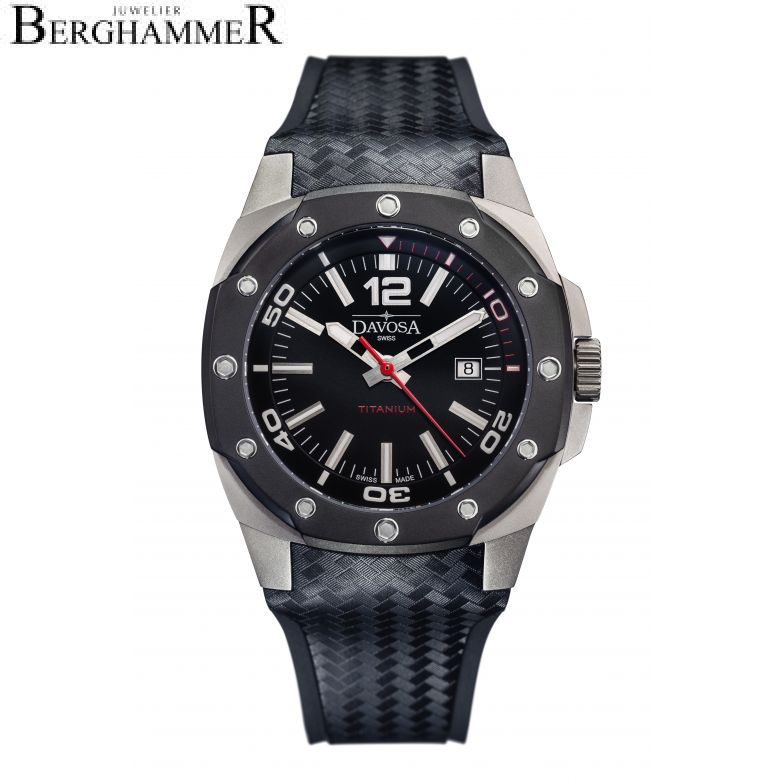 Davosa Performance Titanium 48mm Automatic 161.561.55