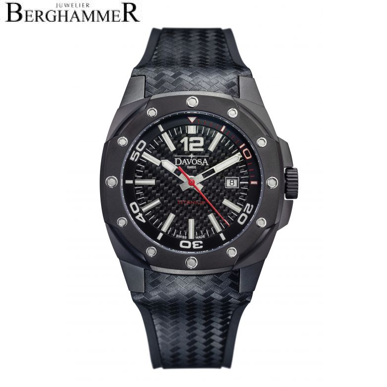 Davosa Performance Titanium 48mm Automatic 161.562.55
