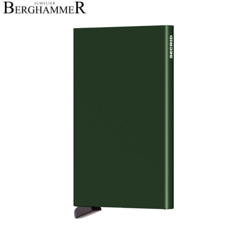 Secrid RFID Cardprotector Green