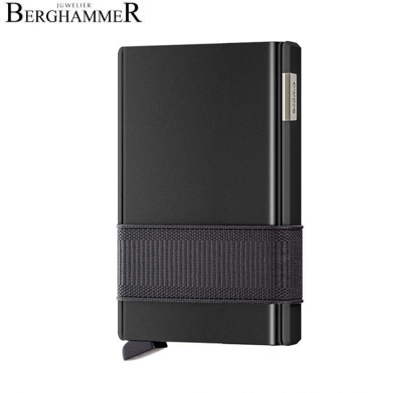 Secrid RFID Cardslide slide + MoneyBand Black/Black