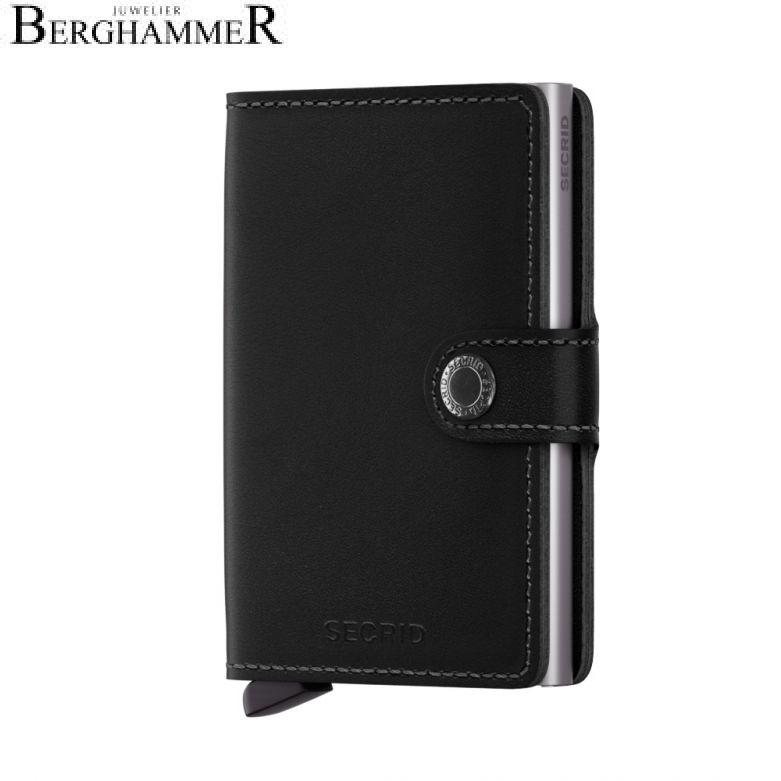 Secrid RFID Miniwallet Original Black